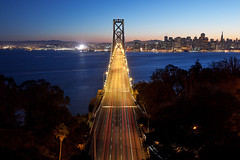 Bay Bridge (Shawn S. Park) Tags: sanfrancisco bridge canon bay treasure treasureisland shawn 1635 yerbabuenaisland ef1635mmf28lii eos5dmarkii