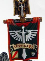 Sgt. Sephrael (Kerrathyr) Tags: 40k warhammer spacemarines darkangels