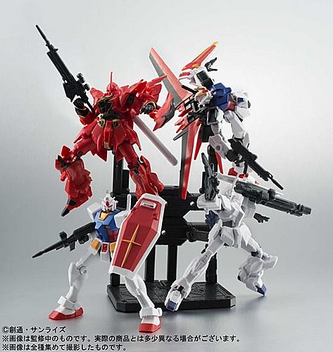 BANDAI  Gundam Assault Kingdom 鋼彈可動食玩