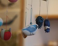 amongst friends (knitalatte11) Tags: handmade creative ornaments workshop resurrectionfern lilfish geninne makinganimpression bookhou crownflora