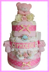 Nappy Cake (11) (Labours Of Love Baby Gifts) Tags: babygift nappycake nappycakes newbabygifts laboursoflovebabygifts