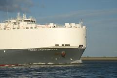 Hegh Jacksonville DST_8238 (larry_antwerp) Tags: roro pctc 9673379 hoegh hegh heghautoliners hoeghjacksonville heghjacksonville schip ship vessel        schelde