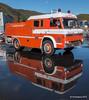 1972 Ford D600 Fire Engine (111 Emergency) Tags: lowerhutt wellington newzealand nz ford d600 fire engine appliance pump paihia