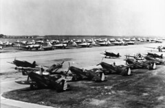 Ray Wagner Collection Image (San Diego Air & Space Museum Archives) Tags: bollingfield aviation aircraft airplane militaryaviation curtiss curtissp40 p40 curtissp40bwarhawk curtissp40b p40bwarhawk curtisswarhawk p40b allison allisonv1710 allisonv171033 v171033 curtissp36hawk curtissp36 p36hawk p36 bomber douglasaircraftcompany dac douglas douglasb18bolo douglasb18 douglasbolo b18bolo b18 bolo boeing boeingb17flyingfortress boeingb17 b17flyingfortress b17 flyingfortress boeingflyingfortress curtissp40warhawk v1710