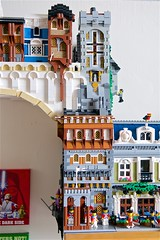 Eastern Tower (mcmorran) Tags: lego bridge constantinebridge modularbuildings florentine