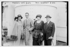 Francios Coty & wife, Paul Dubonnet & wife (LOC) (The Library of Congress) Tags: libraryofcongress dc:identifier=httphdllocgovlocpnpggbain27692 xmlns:dc=httppurlorgdcelements11 1922