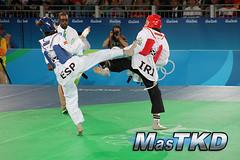 Taekwondo en Juegos Olímpicos en Rio 2016