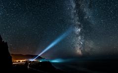 BraysPoint82516 (Ranbo (Randy Baumhover)) Tags: oregon oregoncoast pacificocean stars milkyway