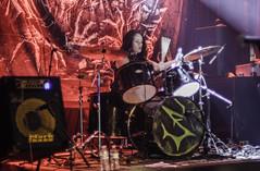 Nervosa live 8-19-2016pic10 (Artemortifica) Tags: brazil chicago mosh nervosa reggies reign suspended wrath brutal concert deathmetal event live metal music performance pit stage thrashmetal il