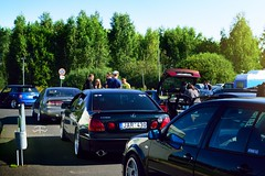 Lexus GS 430 (Paul.Z.Foto) Tags: jdm lt jdmlt lab lab16 low bass lowasbass stance stancelv lv latvia riga 2016 japanese japan auto car bil vehicle automobile automotive people trip voyage journey convoy cars bus accident boom bam time less works timeless timelessworks photo foto photograph photography pic picture image shot shoot morning outside day daylight daytime outdoors clear sky skies blue summer nice weather sunlight sun petrol station filling gas