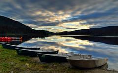 Lac Cascapdia (pascal_roussy) Tags: paysage landscape lac lake parcnationaldelagaspsie gaspsie canada qubec nikon d3100 nature eau water summer t