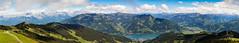 idyllic panorama in the alps (Zell am See) (jimx9999) Tags: austria sterreich salzburg idyllic zellamsee zellersee panorama stitched alpen alps bruckandergrosglocknerstrase bruck hochknig