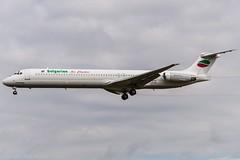 Bulgarian Air Charter (BAC) LZ-LDJ (A) (U. Heinze) Tags: aircraft airlines airways haj hannoverlangenhagenairporthaj eddv planespotting nikon d610 nikon28300mm