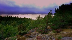 At the top. (Papa Razzi1) Tags: 7883 2016 247365 atthetop mountain climbing storm september sweden