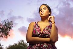 Sole 10 (Jezabel Galn) Tags: modelo model mujer woman huelva ra muelle del tinto luz light jezabel sky canon rflex
