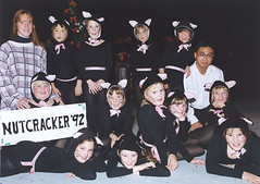 1992-cats (City of Davis Media Services) Tags: 1992 nutcracker