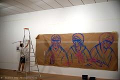 _DSC3310_v1 (Pascal Rey Photographies) Tags: mac musedartcontemporain muse museum art fresquesurbaines peinturesurbaines urbanart streetart lyon lugdunum walls murs peinture abstraction abstract