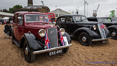 IMG_5952_Salute To The 40's 2016 (GRAHAM CHRIMES) Tags: salutetothe40s 2016 salute2016 chatham chathamhistoricdockyard vintage vehicle vintageshow heritage historic livinghistory reenactment reenactors dockyard 40s 40sdress 40sstyle 40svintage celebration actors british britishheritage wwwheritagephotoscouk commemorate