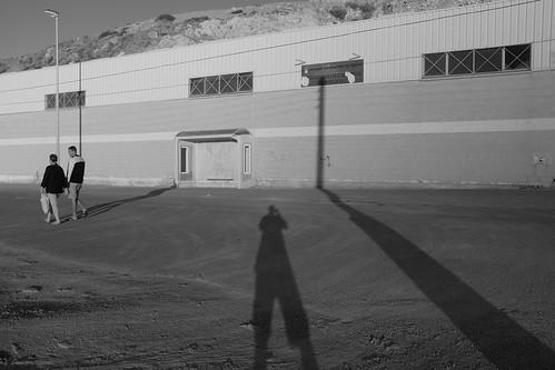 La parada (Desde mi Fujifilm)