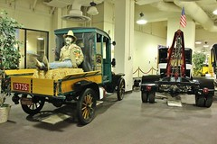 Don Laughlin's Classic Car Collection (USautos98) Tags: 1914 ford modelt runabout 1934 v8 towtruck wrecker