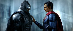 I understand! (kevchan1103) Tags: mafex medicom batman v superman dawn justice armored bruce wayne clark kent dc comics toys action figure batmanvsuperman vs bvs