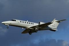 Bombardier Learjet ~ G-MEET (Aero.passion DBC-1) Tags: dbc1 aeropassion david biscove aviation avion aircraft plane spotting lbg bourget bombardier learjet ~ gmeet