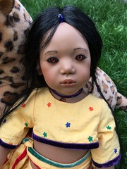 Sunday dolls (astrosnik) Tags: anila doll annettehimstedt himstedt