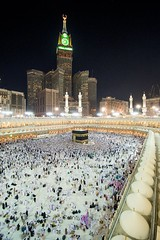 Most visited place in the world (Sasuhai) Tags: islam pray haji mecca mekah 2012 makkah hajj kaabah masjidilharam arabsaudi sasuhai idiahusphotography