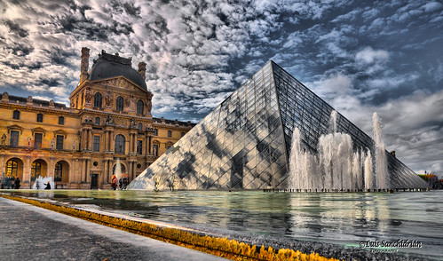 Louvre HDR II