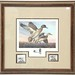 120.  1988 NC Duck Stamp & Artist Signed Print