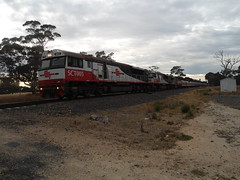 6MP9 - 3/11/12 at Keith (Matthew760) Tags: sct mp9 gt46cace