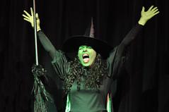 Wicked Witch (Len Radin) Tags: its theatre witch oz wizard massachusetts highschool wicked munchkin wizardofoz drama berkshire baum radin drury thespian northadams d90 dramateam edta drurydrama
