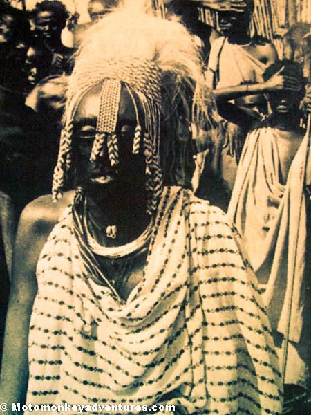 The King, Rwanda