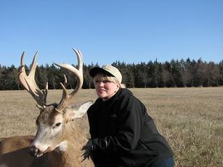 Kansas Trophy Whitetail Bow Hunt 14