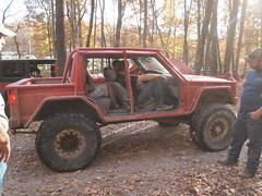 PB105463 (jeepinjason) Tags: jeep arkansas cherokee hotsprings 2012 xj exocage superliftorvpark lsjc veteransdayrun