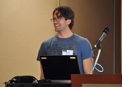 Niklas Carlsson presenting at LCN 2012 (Official IEEE Computer Society) Tags: lcn