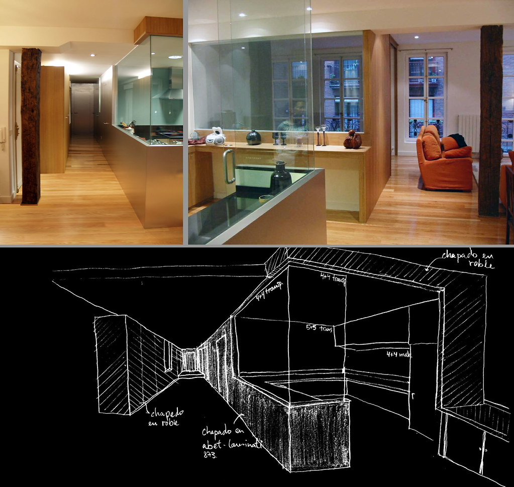 The world 39 s best photos of arquitectura and tabique for Reformas interiores