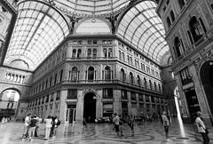 Napoli, Italy (ziwadashi) Tags: street travel blackandwhite bw italy history europe culture wideangle architect napoli 1740 markii flickrstruereflectionlevel1