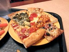 Pizza (Morton Fox) Tags: food de pizza cicis buffet newark