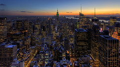 Snow Covered Manhattan Sunset (1982Chris911 (Thank you 3.000.000 Times)) Tags: newyorkcity sunset sky usa 3 snow newyork building tower skyline brooklyn night skyscraper foot us skyscrapers state manhattan web rockefellercenter midtown queens card esb empire brooklynbridge manhattanbridge bankofamerica newyorkskyline manhattanskyline empirestatebuilding empirestate monte therock lower