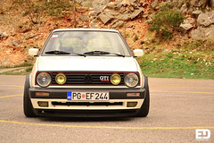 "Luka's VW Golf mk2 • <a style=""font-size:0.8em;"" href=""http://www.flickr.com/photos/54523206@N03/8192017020/"" target=""_blank"">View on Flickr</a>"