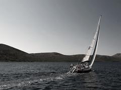 (Giuseppe Suaria) Tags: park sea boat barca mare sailing croatia national sail vela voile croazia archipelago hrvatska kornati incoronate