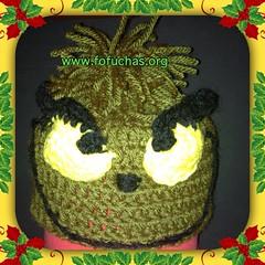 TheGrinch Croche hat (FofuchasHomemadeDolls) Tags: christmas baby anime angel crafts crochet grinch babydoll handmadedoll winterhats foami birthdaydecoration fofucha 3ddoll birthdaycenterpiece