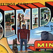 "Greetings from Bemidji, Minnesota, ""Paul Bunyan Playground"" - Large Letter Postcard"