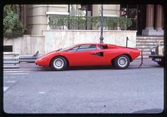 Lamborghini Countach LP400, Monaco, 1978