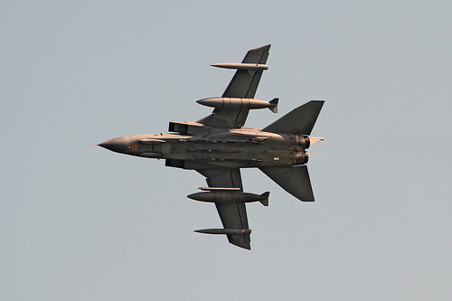 Royal Air Force Panavia Tornado GR4
