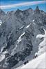 aiguille du midi (heavenuphere) Tags: snow france mountains alps sports nature sport clouds alpes landscape outdoors extreme adventure climbing alpine chamonix montblanc gi massif aiguilledumidi hautesavoie rhônealpes chamonixmontblanc téléphériquedelaiguilledumidi