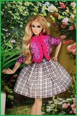 Rayna Rock Me Baby (Michaela Unbehau Photography) Tags: baby jason color me fashion rock deutschland high doll erin s clear infusion lan end envy wu spielzeug royalty rayna puppe summersun nuface