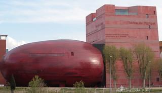 Le théâtre de l'archipel à Perpignan (66)