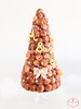 Wedding Cake 3-1 (dainty baker) Tags: french weddingcake croquembouche pateachoux pastrycream